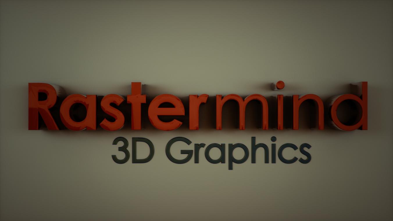 Rastermind3DLogo