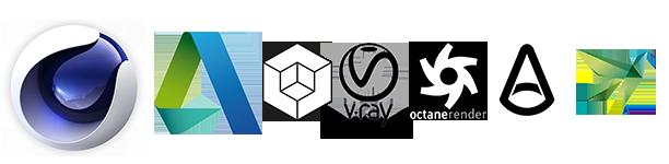 Website logos - Render page